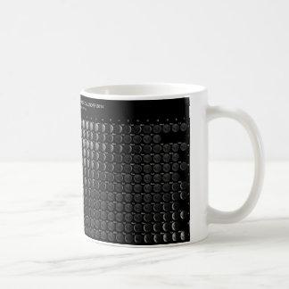 2014 Moon Phase Calendar Northern Hemisphere.png Coffee Mug