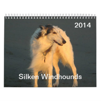 2014 Silken Windhounds 1-2 Calendar