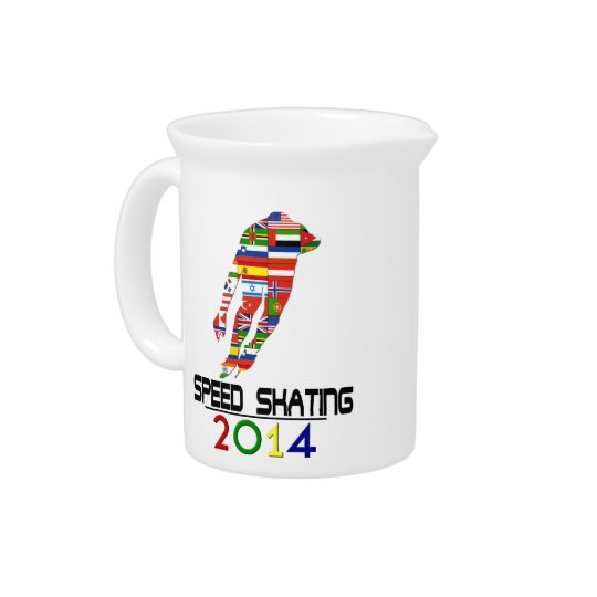 2014: Speed Skating Pitchers