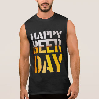 2014 St Patricks Happy Beer Day to you Sleeveless Shirt