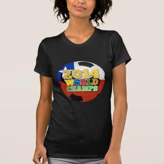 2014 World Champs Ball - Chile T-Shirt