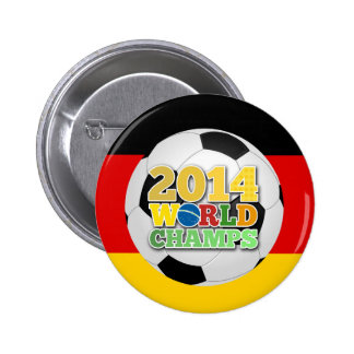 2014 World Champs Ball Germany Pins