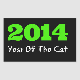2014 Year Of The Cat