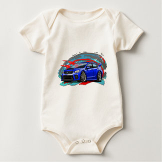 2015-2018_Blue_WRX Baby Bodysuit