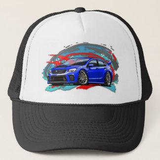 2015-2018_Blue_WRX Trucker Hat