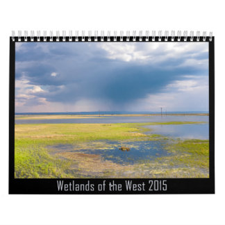 2015 California Wetlands Wall Calendar