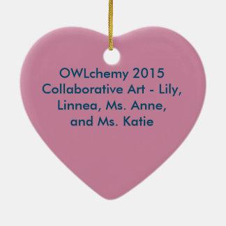 2015 Commemorative OWLchemy Christmas Ornament