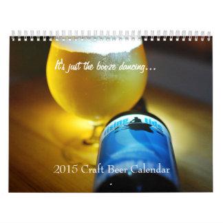2015 Craft Beer Calendar