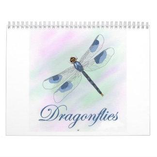 2015 Dragonflies Calendar