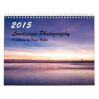 2015, Landscape Photography Calendars
