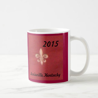 2015 LOUISVILLE, KENTUCKY COLLECTOR MUG