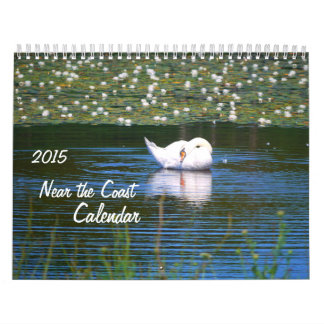 2015 Near the Coast Calendar