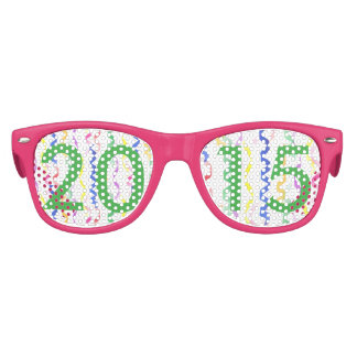 2015 New Year Party Streamers Party Shades