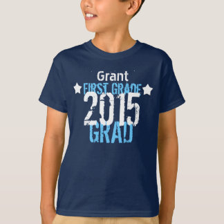 2015 or Any Year First Grade New Grad V9 T-Shirt