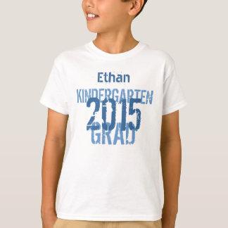 2015 or Any Year Kindergarten New Grad Custom V08 Tshirt