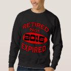 2015 Retirement Year Sweatshirt