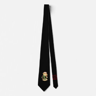 2015 SANTA WITH TREE COLLECTOR CHRISTMAS TIE