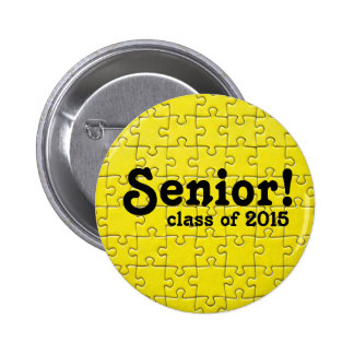 2015 senior button