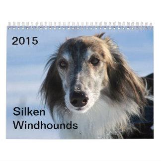 2015 Silken Windhounds Calendar