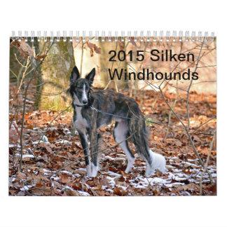 2015 Silken Windhounds Calendars