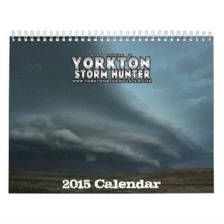 2015 Storm Calendar