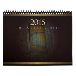 2015 The Outer Limits: Doors - Calendar