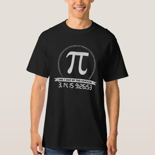 2015 The Pi Day Of The Century T-Shirt