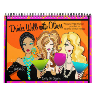 2015 Working Girls Design Calendar