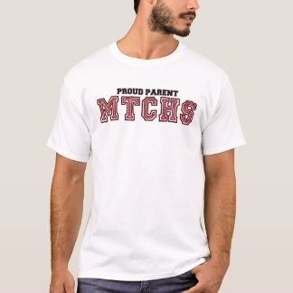 2016-2017 MTCHS Parent Men's T-Shirt