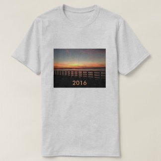 2016 Bridge at Sunset T-Shirt