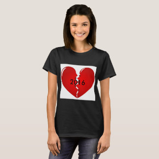 2016 Broke My Heart T-Shirt