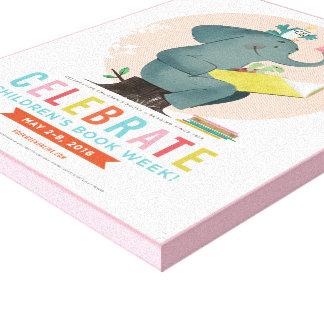 2016 Children's Book Week Canvas