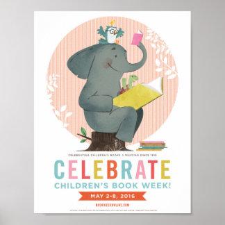 2016 Children's Book Week Poster