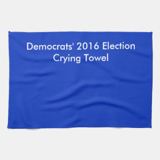 2016 Election Crying Towel