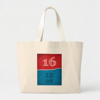 2016 Elections Canvas Bag