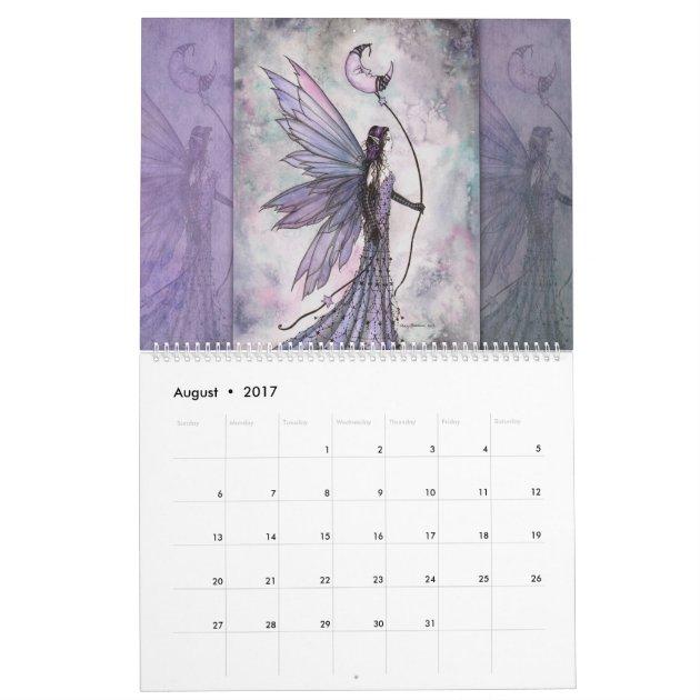 2016 Fairy Calendar by Molly Harrison Fantasy Art | Zazzle