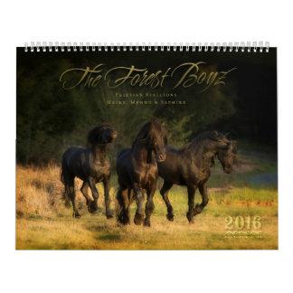 2016 Forest Boyz Calendar