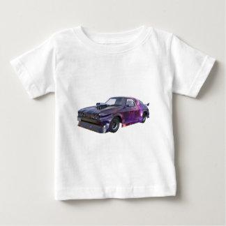 2016 Galaxy Purple Muscle Car Baby T-Shirt