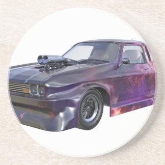 2016 Galaxy Purple Muscle Car Coaster