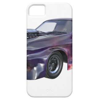 2016 Galaxy Purple Muscle Car iPhone 5 Case