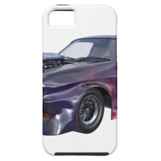 2016 Galaxy Purple Muscle Car iPhone 5 Covers