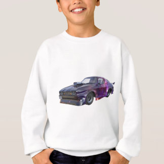 2016 Galaxy Purple Muscle Car Sweatshirt