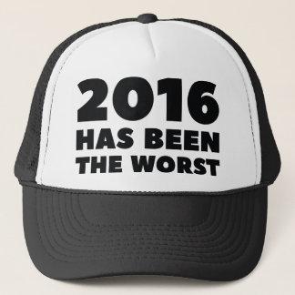 2016 Has Been The Worst Trucker Hat