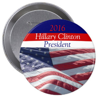 2016 Hillary Clinton President by HillaryClinton4u Buttons
