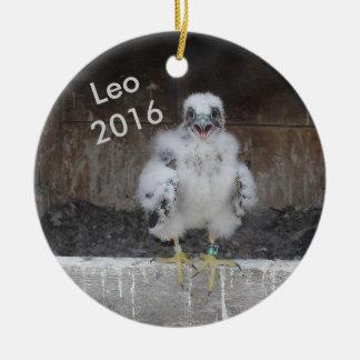 2016 Leo Ornament
