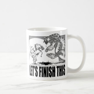 2016: Let's finish this Coffee Mug