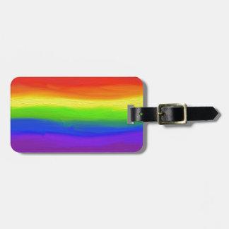 2016 LOVE = LOVE Rainbow Tags For Bags