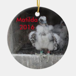 2016 Matilda Ornament