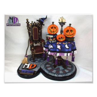 2016 MD Exclusives Witch Table PhotoPrint Photo Print