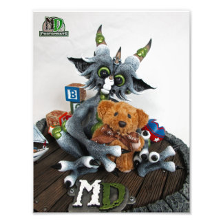 2016 MD Teddy Bear Dragon 2 PhotoPrint Photo